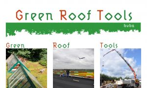 green roof tools
